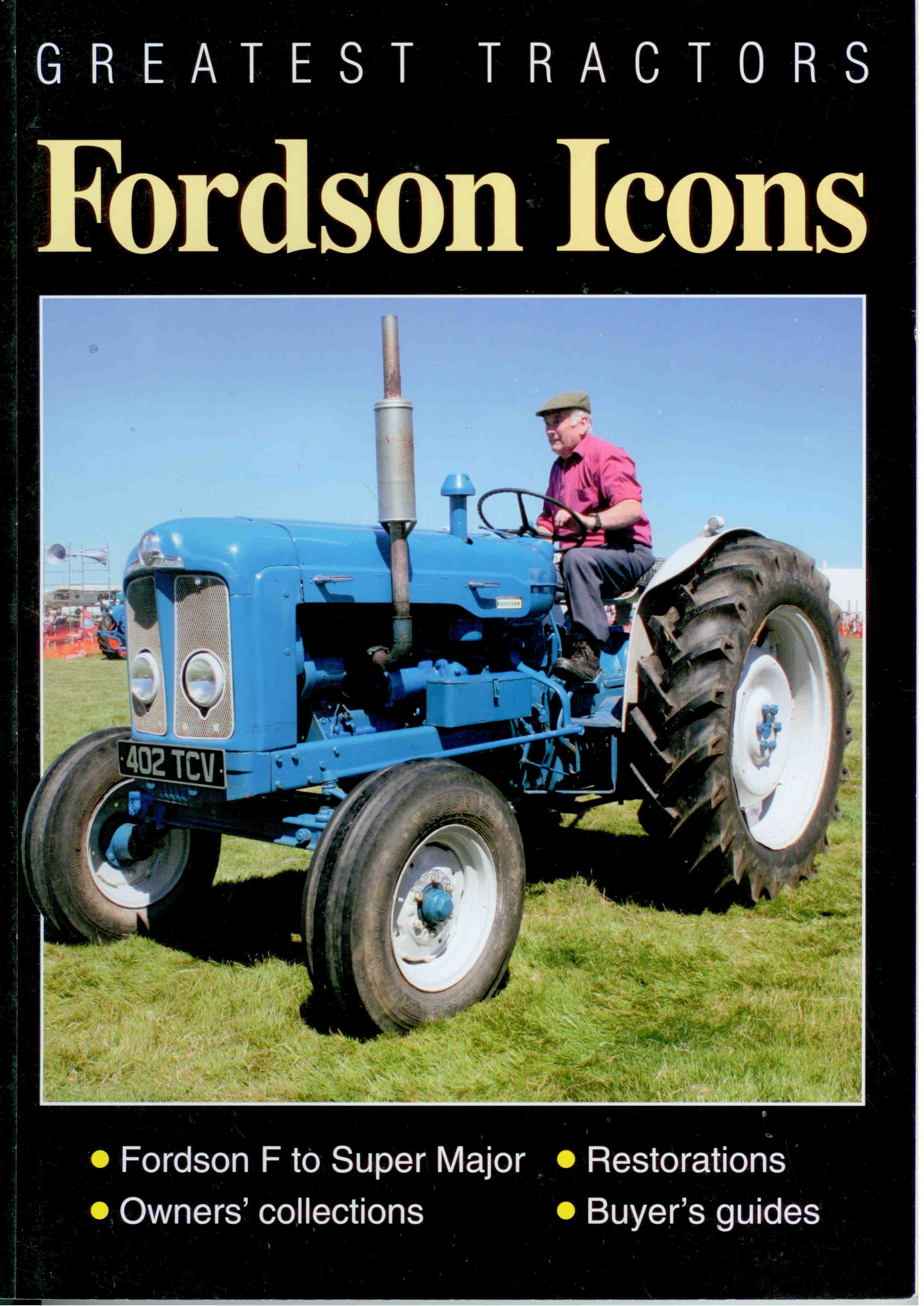 Fordson icons