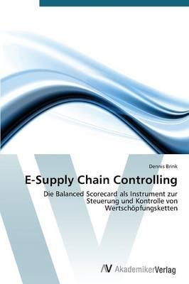 E-Supply Chain Controlling
