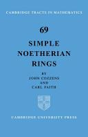 Simple Noetherian Rings