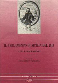 Il parlamento siciliano del 1615