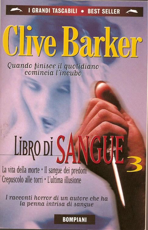 Libro di sangue 3