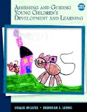 e-Study Guide for: Assessing and Guiding Young Childrens Development and Learning by Oralie McAfee, ISBN 9780137041275