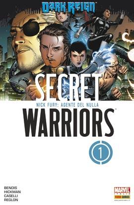 Secret Warriors n. 1...