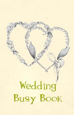 Wedding Busy Book