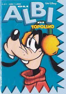 Gli albi di Topolino (nuova serie) n. 51