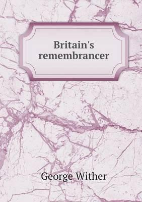 Britain's Remembrancer
