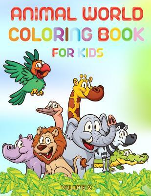 Animal World - Color...