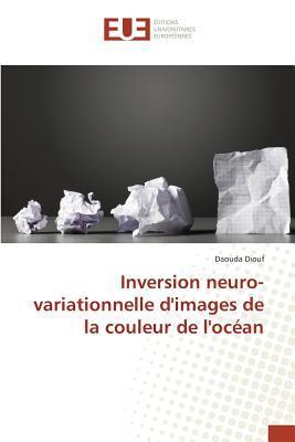 Inversion Neuro-Variationnelle d'Images de la Couleur de l'Océan