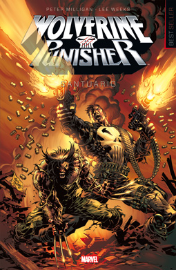 Wolverine & Punisher...