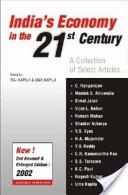 India's Economy in the 21st Century
