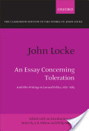 John Locke: An Essay concerning Toleration: And Other Writings on Law and Politics, 1667-1683