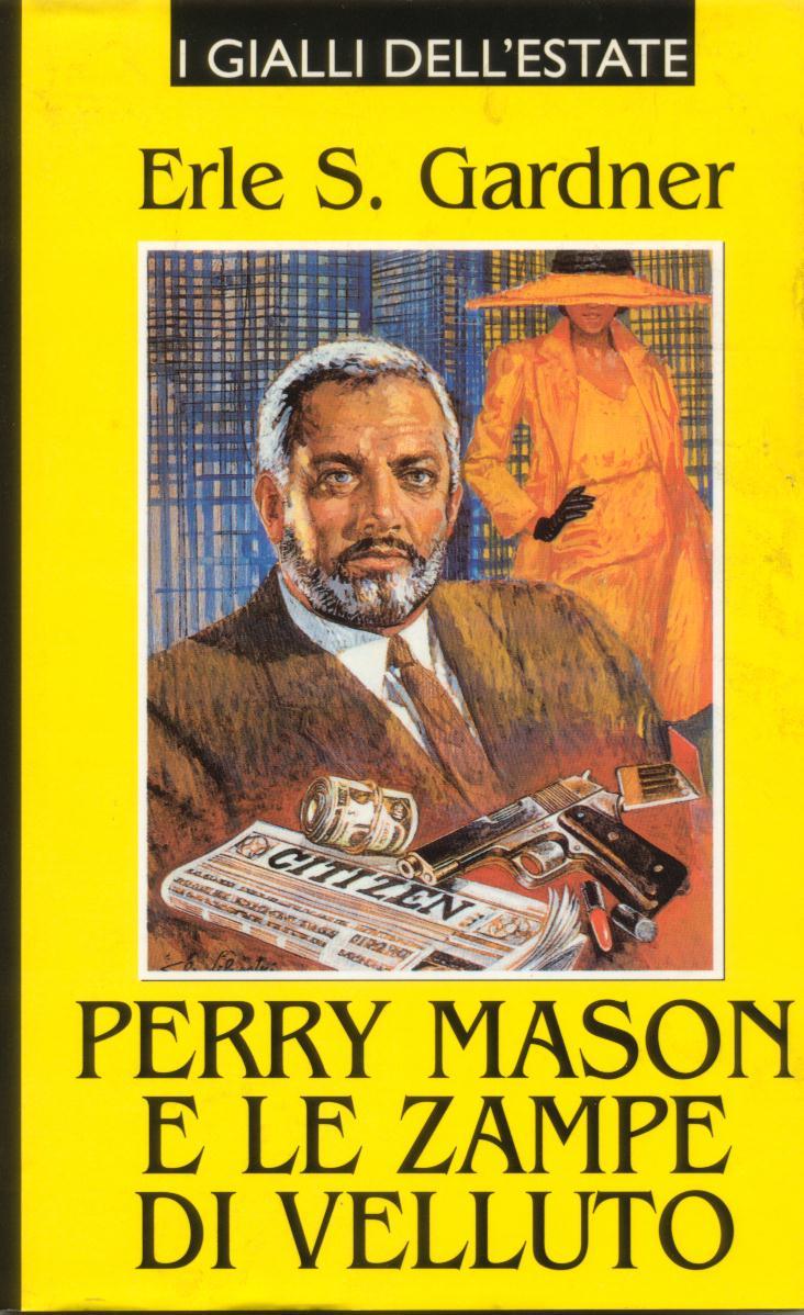 Perry Mason e le zampe di velluto