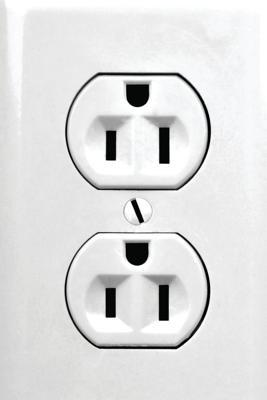 Electrical Outlet Humor Funny Humorous Journal