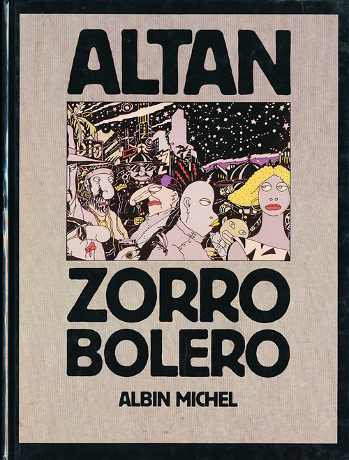 Zorro Boléro