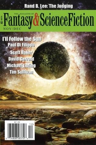 The Magazine of Fantasy & Science Fiction, November/December 2014