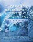 Takeovers, Restucturing, and Corporate Governance