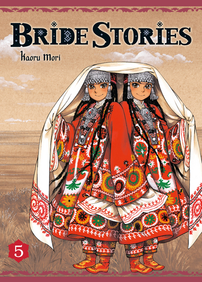 Bride Stories, Tome 5
