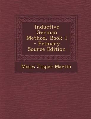 Inductive German Method, Book 1