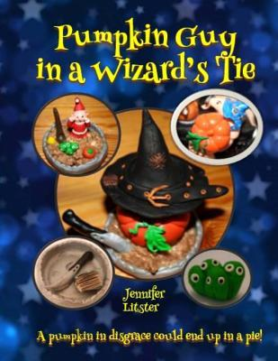 Pumpkin Guy in a Wizard's Tie