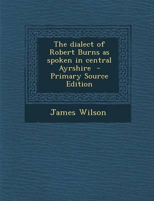The Dialect of Rober...