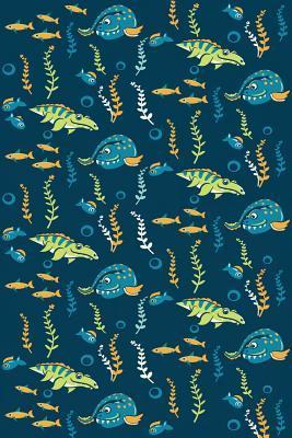 Dinosaur Fish Sketchbook