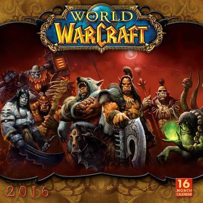 World of Warcraft 2016 Calendar