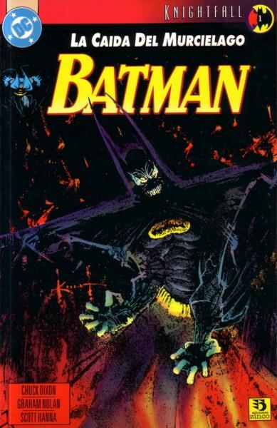 Batman: La caída del muerciélago #1