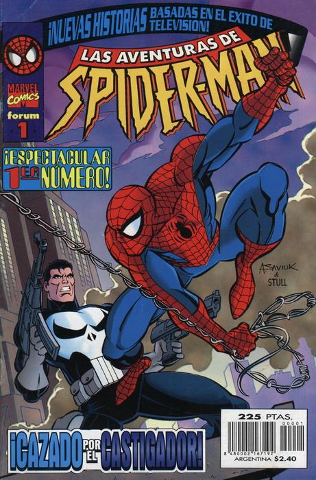 Las aventuras de Spider-Man Vol.1 #1 (de 12)