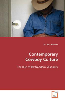 Contemporary Cowboy Culture