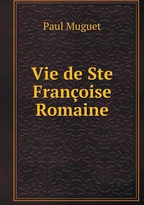 Vie de Ste Francoise Romaine