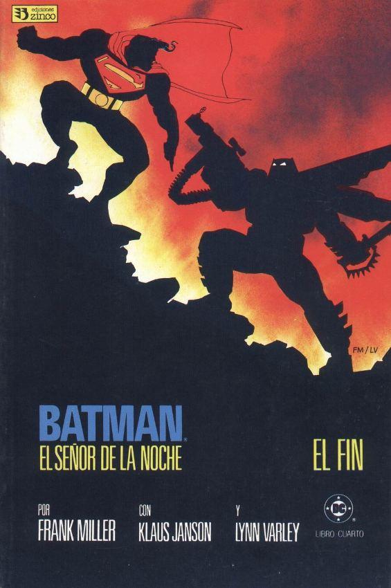 Batman: El Señor de...