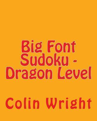 Big Font Sudoku - Dr...