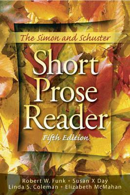 The Simon and Schuster Short Prose Reader
