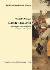 Davide o Salomè?