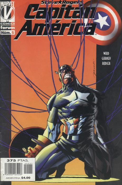 Capitán América Vol.3 #5 (de 11)