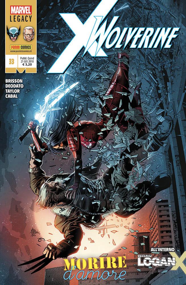 Wolverine n. 359