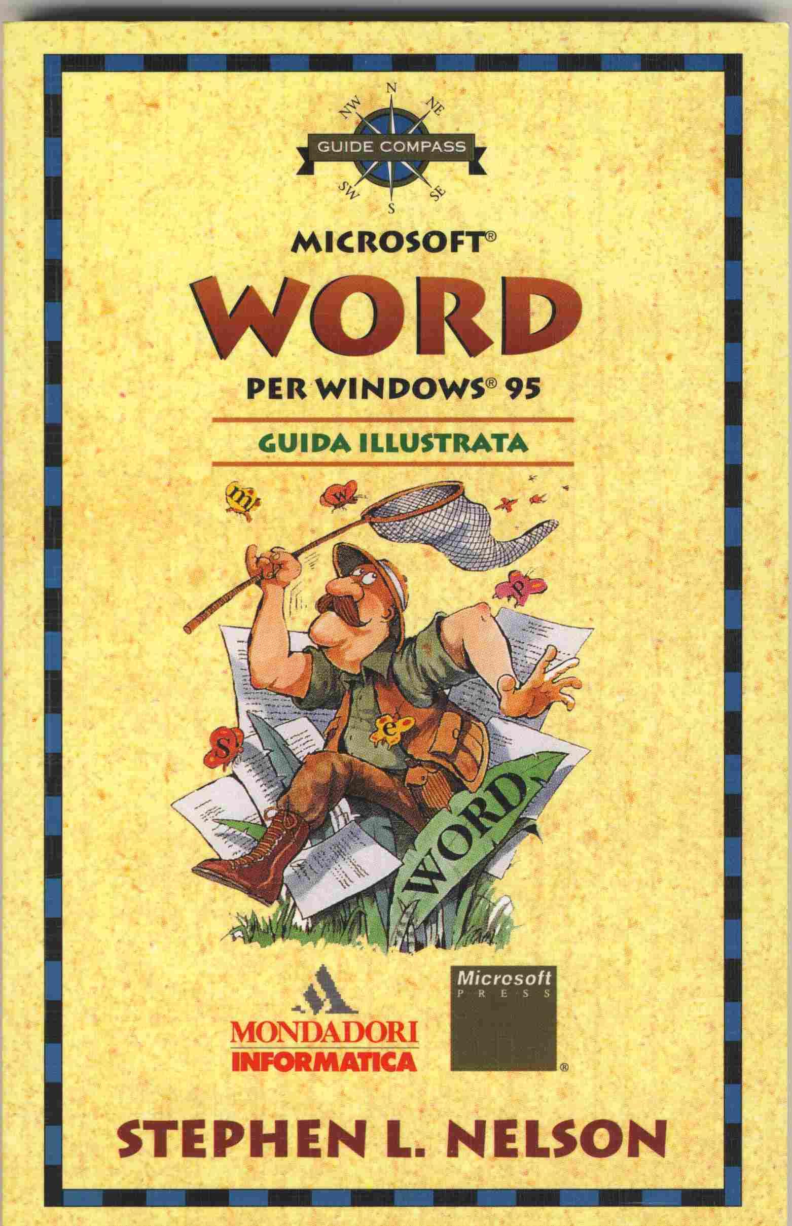 Microsoft Word '95 p...