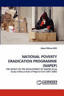 NATIONAL POVERTY ERADICATION PROGRAMME (NAPEP)