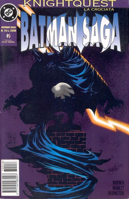 Batman Saga #16