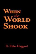 When the World Shook, Large-Print Edition