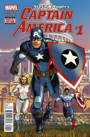 Captain America: Steve Rogers Vol.1 #1