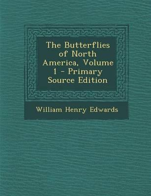 The Butterflies of North America, Volume 1