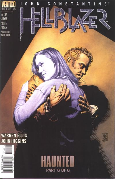 Hellblazer Vol.1 #13...