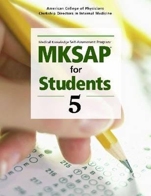 MKSAP for Students 5