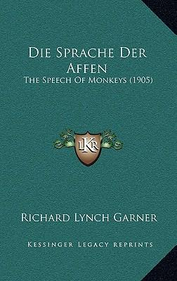 Die Sprache Der Affen