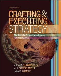 Crafting and Executing Strategy