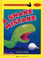 Easy-to-read: A snake mistake = ji bu ze shi