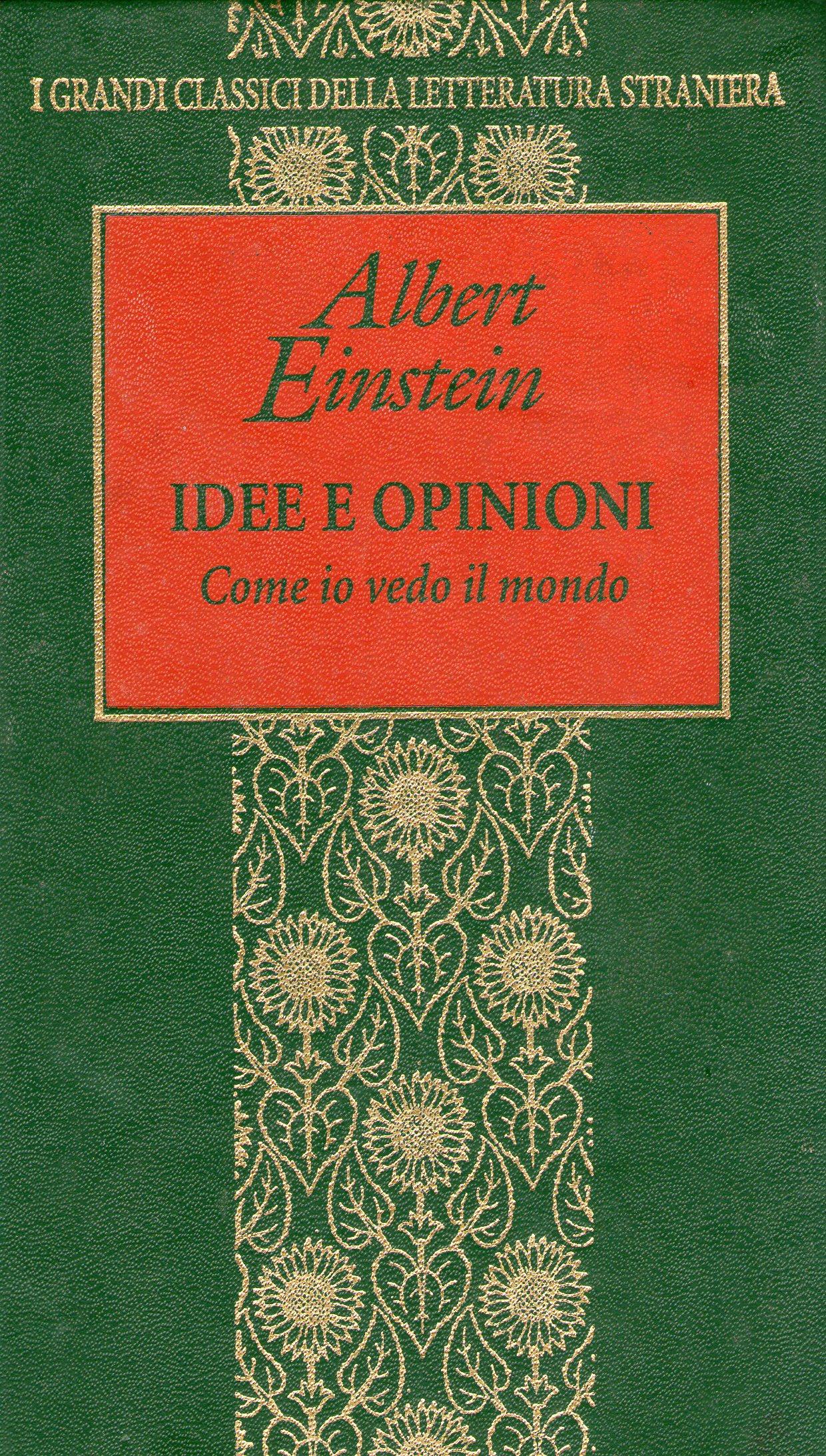 Idee e opinioni