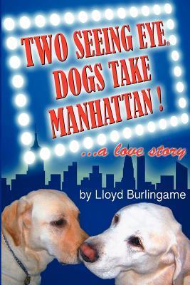 Two Seeing Eye Dogs Take Manhattan!