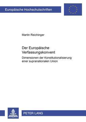 Der Europäische Verfassungskonvent
